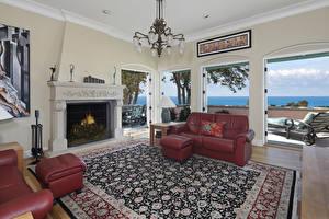 Bilder Innenarchitektur Design Wohnzimmer Teppich Couch Kamin