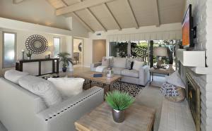 Pictures Interior Design Living room Sofa