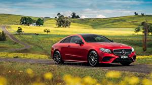 Wallpapers Mercedes-Benz Red