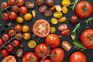 Images Tomatoes Many Food