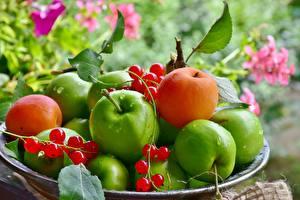 Hintergrundbilder Äpfel Meertrübeli