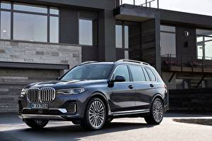Pictures BMW Station wagon 2018 X7 Cars