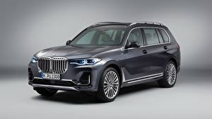 Pictures BMW Station wagon 2018 XDrive40i X7 automobile