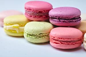 Hintergrundbilder Kekse Großansicht Macaron Lebensmittel