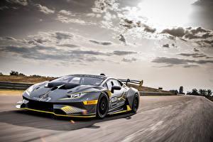 Picture Lamborghini Tuning Grey Motion
