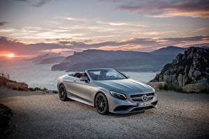 Picture Mercedes-Benz Cabriolet AMG S-Class A217