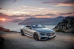 Bilder Mercedes-Benz Cabriolet AMG S-Class A217 auto