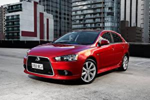 Fotos Mitsubishi Rot Lancer