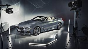 Images BMW Cabriolet Gray 2018 xDrive 8-Series M850i auto