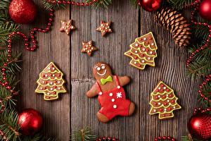 Hintergrundbilder Neujahr Kekse Bretter Design Ast Zapfen Kugeln Weihnachtsbaum Lebensmittel