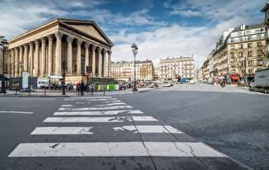 Images France Building Street Column Paris Cities