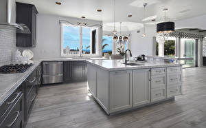 Wallpapers Interior Design Kitchen Table