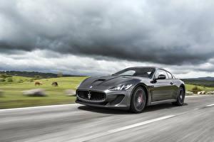 Image Maserati Pininfarina Grey Metallic Automobile 2013-17 GranTurismo MC Stradale Worldwide Cars