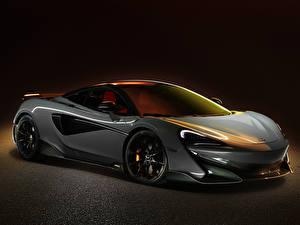 Picture McLaren Grey Metallic 2018 600LT Worldwide auto