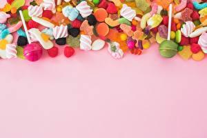 Hintergrundbilder Süßware Dauerlutscher Bonbon Marmelade Farbigen hintergrund