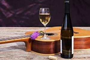 Images Wine Guitar Bottle Stemware Food