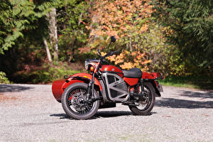 Images Red 2018 Ural-ICG Electro Prototype