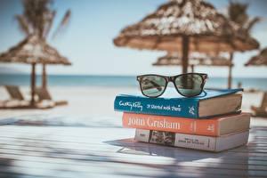 Bilder Strände Bücher Brille