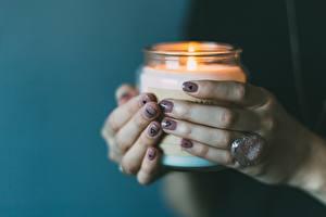 Hintergrundbilder Finger Großansicht Flamme Hand Ring Maniküre