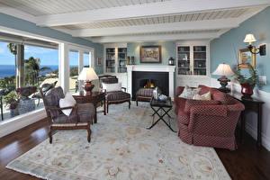 Fotos Innenarchitektur Design Wohnzimmer Teppich Sofa Sessel