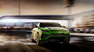 Image Lamborghini Green Urus 2019 ST-X auto