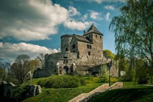 Wallpaper Poland Castle Bedzin Castle