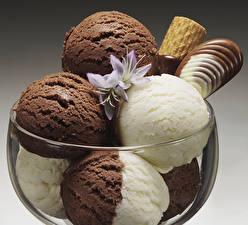 Hintergrundbilder Süßware Speiseeis Schokolade Kugeln