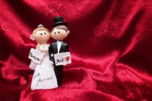 Hintergrundbilder Trauung Bräutigam Brautpaar Der Hut Englisch Puppe