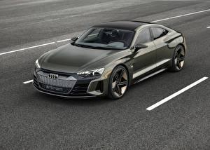 Photo Audi 2018 e-tron GT Concept