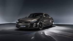 Photo Audi Concept 2018 E-Tron GT automobile
