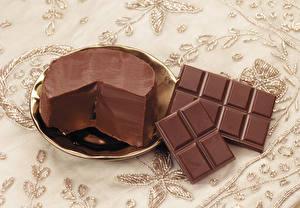 Bakgrunnsbilder Sjokolade Sjokoladeplate Olje Tallerken