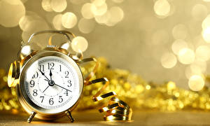 Image Christmas Clock Alarm clock