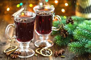 Image Drink New year Mug Two Food