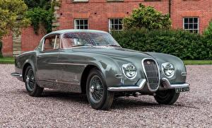 Bilder Jaguar Antik Pininfarina Metallisch Coupe 1954 XK120 SE