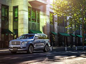 Bilder Lincoln Metallisch 2017-18 Navigator Presidential Autos