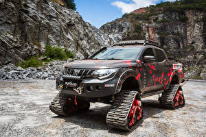 Fotos Mitsubishi Tuning Pick-up 2018 L200 Triton Survivor