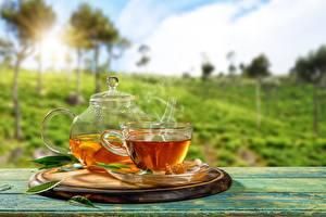 Fotos Tee Flötenkessel Tasse Untertasse Lebensmittel