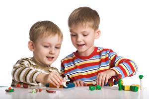 Bilder Spielzeuge 2 Junge Hand Kinder