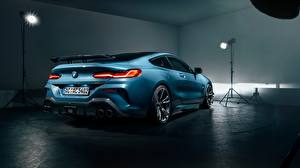Wallpaper BMW Back view 2018 AC Schnitzer ACS8 8-Series M850i XDrive Cars