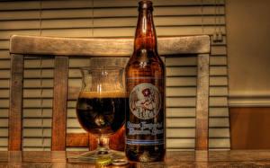 Images Beer Bottles Stemware
