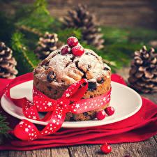 Hintergrundbilder Neujahr Keks Beere Teller Band Lebensmittel