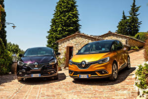 Pictures Renault Two Front 2016-18 Scenic Cars