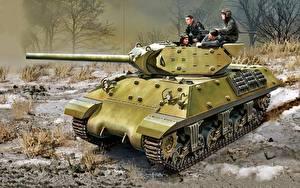 Fotos Panzer Gezeichnet