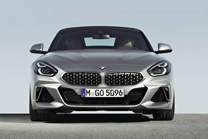 Pictures BMW Front Silver color Z4 M40i 2019 G29 Cars