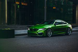 Images BMW Green m4 Cars