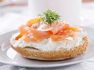 Image Buns Fish - Food Dill Butterbrot Food