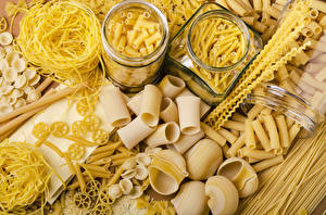 Picture Jar Pasta Food