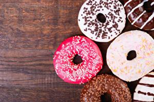 Fotos Backware Donut Mehrfarbige