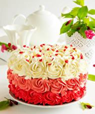 Fotos Süßigkeiten Torte Design