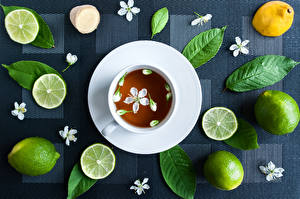 Pictures Tea Lime Cup Leaf